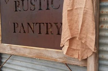 little rustic pantry clothing