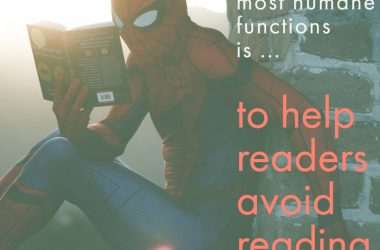 Avoid reading with Fourty