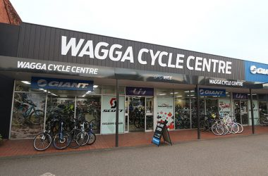 Wagga Cycle Centre exterior