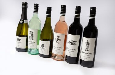 Some of the wines available from Borambola Wines