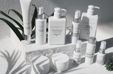 Some skin & body products from Ritual Beauty Co